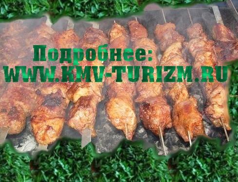 Шашлык свиной по тайски готовим из